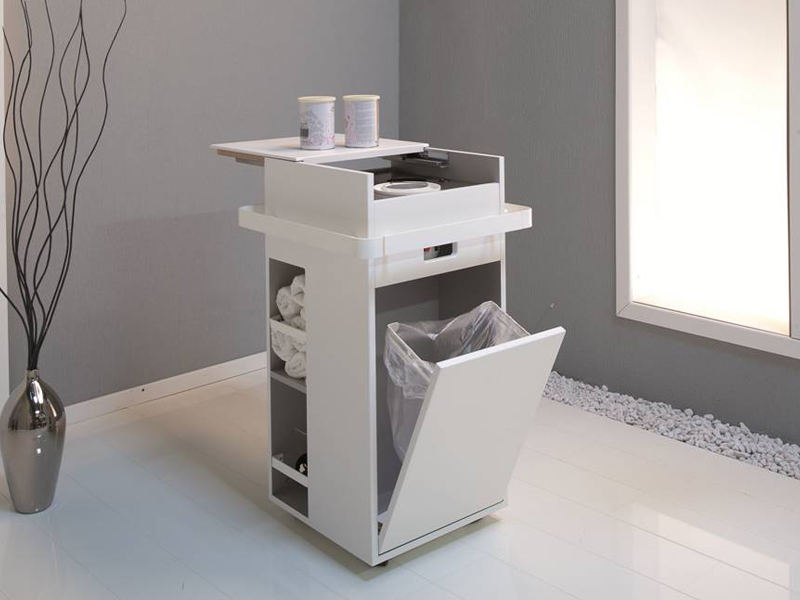 Gharieni Mlx Wax Trolley Plus