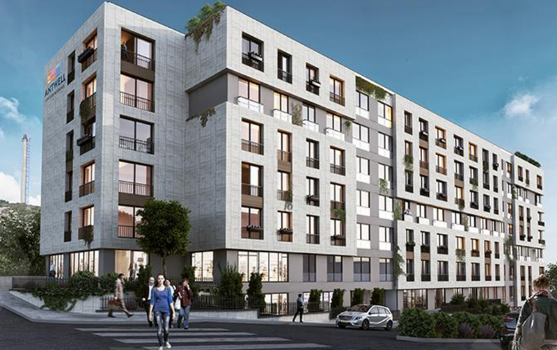 Antwell Life Care Residence - İstanbul