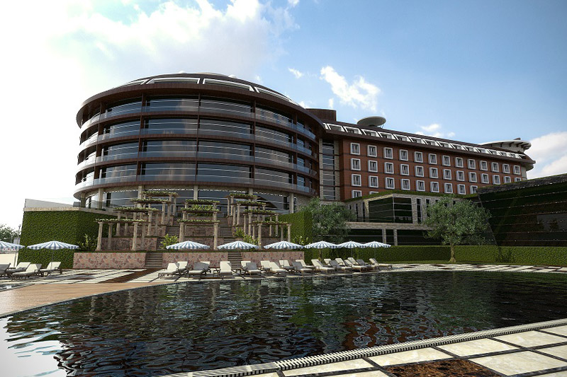 Akrones Thermal Spa Congress Sport Hotel